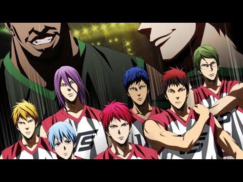 Kuroko No Basket : Last Game ( 黒子のバスケ最後のゲーム )