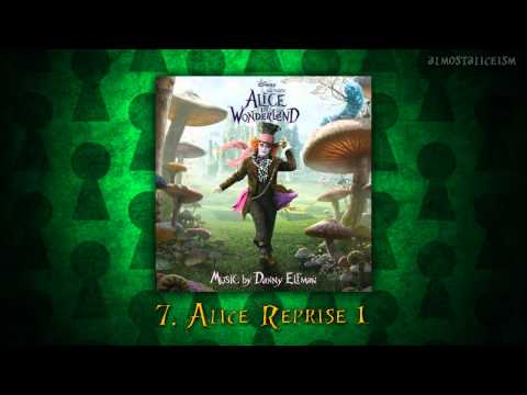 Alice in Wonderland Soundtrack // 07. Alice Reprise 1
