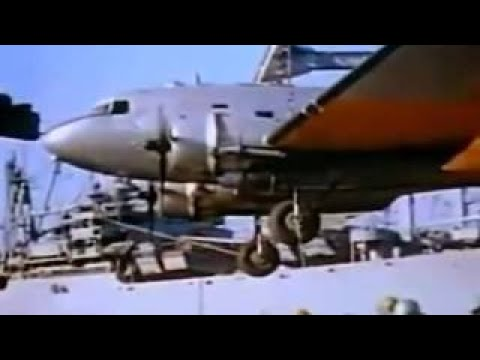 The Secret Land 1950 Official report on operation High Jump