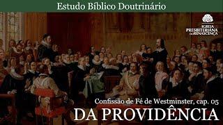 Estudo doutrinário - Da Providência (CFW, Cap. 5, pt 3)