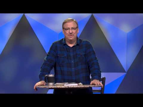 Transformed: From Stressed To Blessed With Pastor Rick Warren