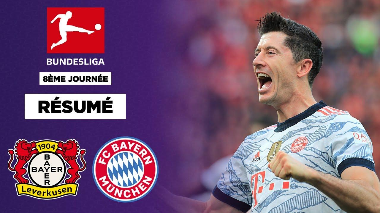 Download 🇩🇪 Résumé - Bundesliga : le Bayern en démonstration à Leverkusen !