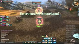 Hel Aika Online PVP on 11-4-15 at 11:53PM, Downed warhunters with Lance