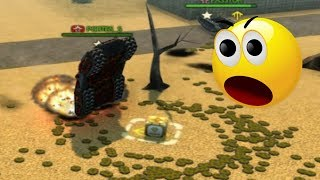 4 JUGGERNAUTS BATTLE!! Save The Gold Box / BigTanks, PORTES_S, ORHIDEIA, armen5505 - Tanki Online