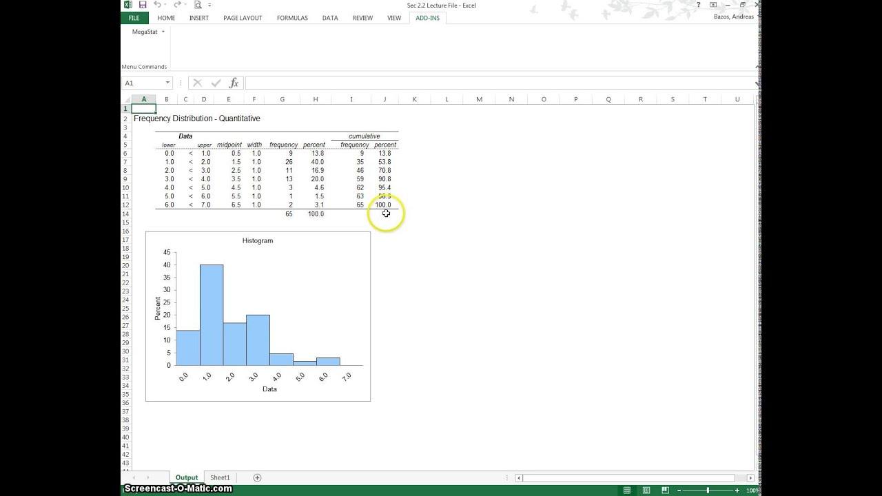 Megastat for excel 2013 free download