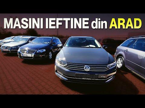 Masini ieftine din Piata Auto Arad - Daune ascunse si kilometri dati inapoi !?!
