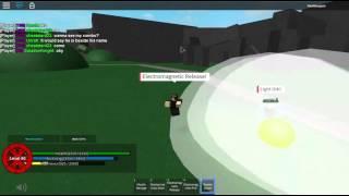 Roblox - Arco de los Elementos - Impulso de cohetes de Mecanización