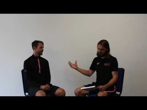 An interview with Jerry McCulla - Hardmoors 160M (2016) & 200M (2017) Winner