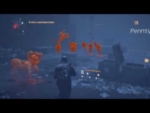 The division Fighting for Survival