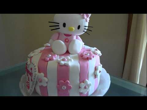 Sams Club Hello Kitty Cake