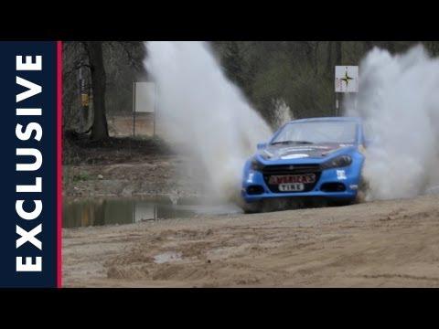 On Pace W/ Pastrana: Rally Car Fun   S1E6
