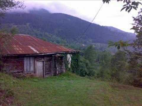trabzon maçka yazlık köyü livera