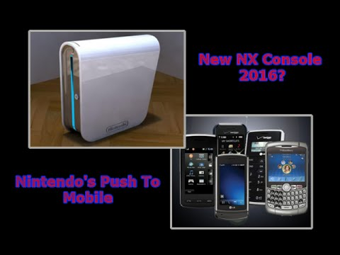 Nintendo 39 s nx console push to mobile youtube for Console mobile