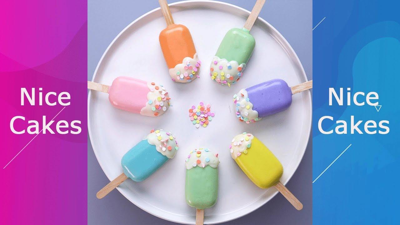 So Tasty Colorful Cakepop