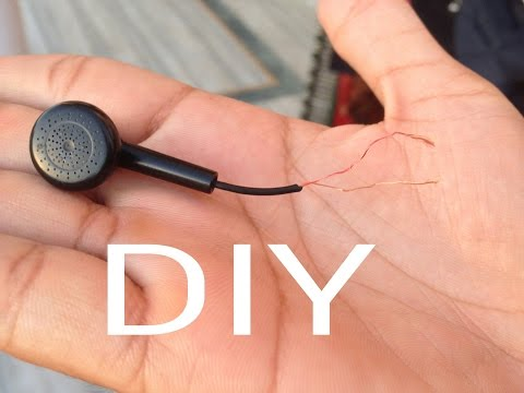 How to Repair your broken headphones very easily at home