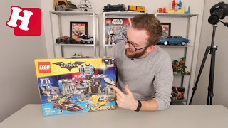 LEGO Batman Movie: Batcave Break-in | Build with HobbyTown