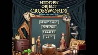 Hidden Object Crosswords - Download Free at GameTop.com