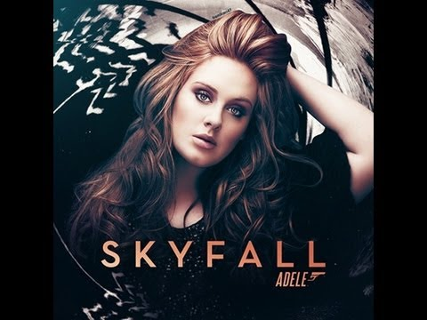 *HD* Skyfall - Adele - Piano Tutorial