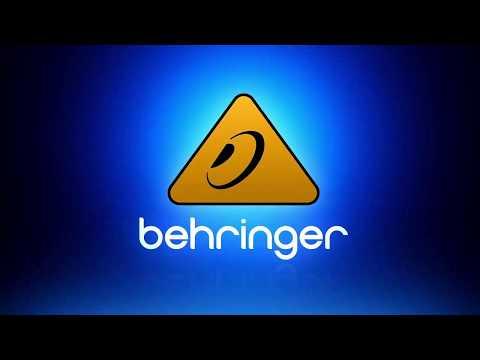 Congratulations Behringer