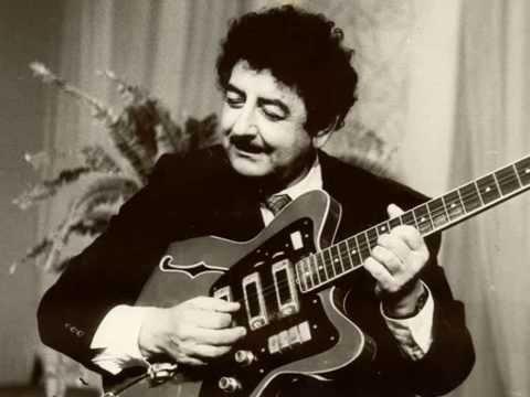 Sarı bülbül - Gitarada ifa edir Bəhram Nəsibov