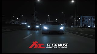 Lamborghini Huracan  x  Fi exhaust x Z-Performance x Zacoe  | Do it with passion. Be one of a kind !