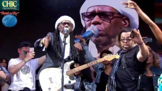 Nile Rodgers & Chic - Good Times