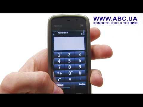 Обзор смартфона Nokia 5230