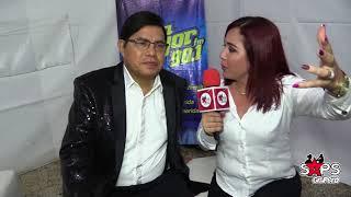 Entrevista a Rayito Colombiano en el Macro Mobil Super 2018 de La Mejor 90.1 FM.