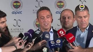 Başkanımız Ali Koç'tan Gündeme Dair Açıklamalar