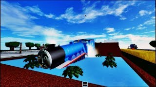 Thomas the Tank Engine and Friends Accidents Season 1 Roblox