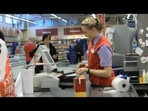 K-citymarket Oulu Raksila Finland