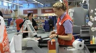 K-citymarket Oulu Raksila Finland - supermarket - 超級市場 - सुपरमार्केट