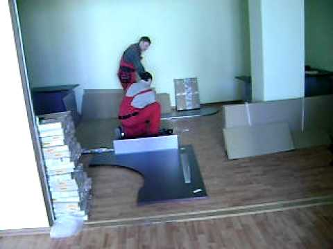 Работа по сборке мебели на 5 Переезд на 5