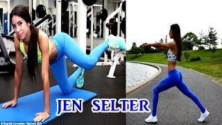 JEN SELTER - NEW FULL WORKOUT VIDEO / 2016 [HD]
