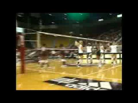 New Mexico State Volleyball highlights 08 Song 2