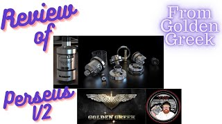 Review of the Perseus V2, from The Golden Greek