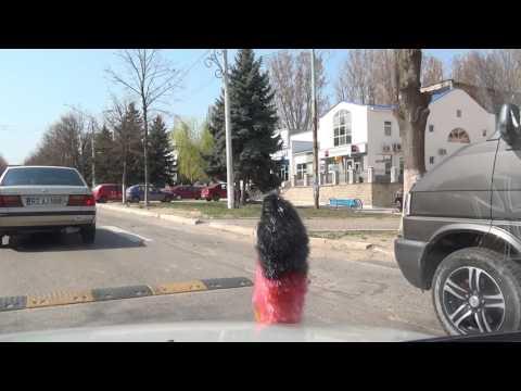 Rezina Ţareuca Tahnăuti Dnister R13 R20 Republica Moldova 6.4.2016