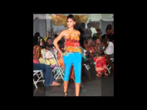 Fashion Week san Fernando Trinidad 2012 final HIGHLIGHTS 2012 Showing Video 1