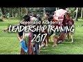 Greenland Academy Leadership Training 2017 | Rizal Re-Creation Center