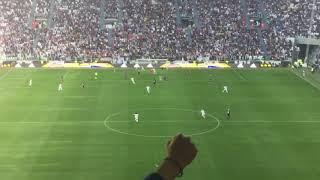 Gol Pedersen LIVE HD Curva Nord   Juventus Women - Fiorentina: 1-0