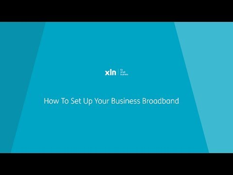 How To Set Up Your Business Broadband