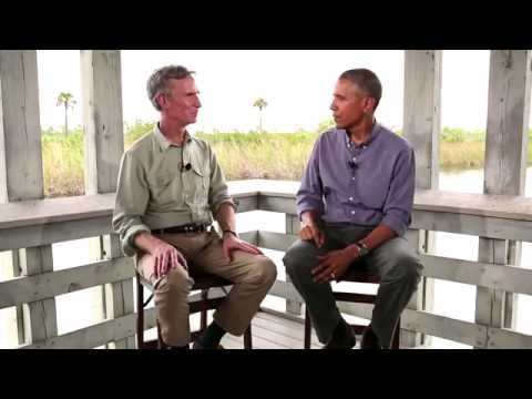Obama & Bill Nye Diss Congressional Climate Change Deniers