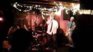 Bombs For Whitey at Bar Deluxe Hollywood Early 1997 part 1