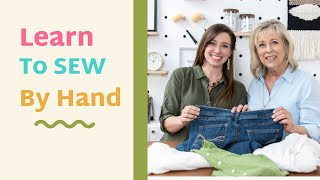 5 Sewing Skills You Need to Know - Mom Week - HGTV Handmade