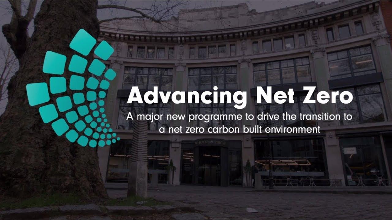 Advancing Net Zero - UKGBC - UK Green Building Council