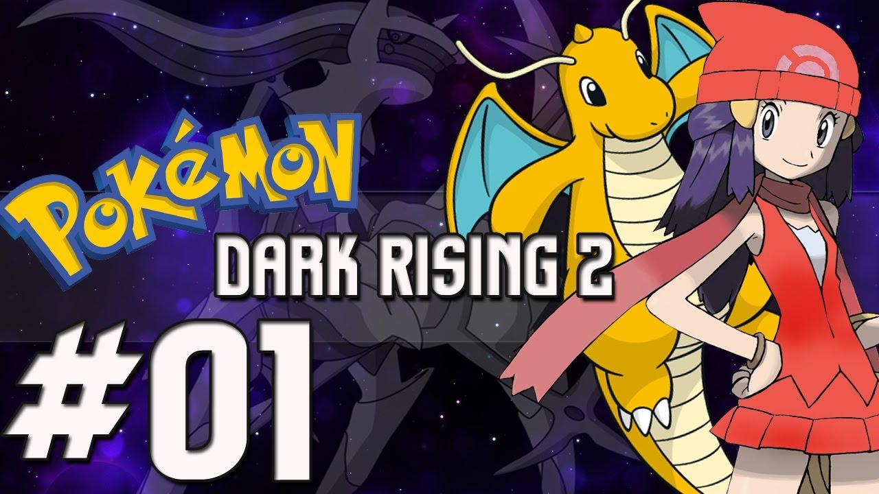 pokemon dark rising 2 pokemon location list