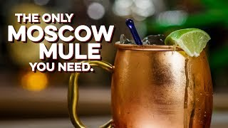 Moscow Mule | H๐w to Drink