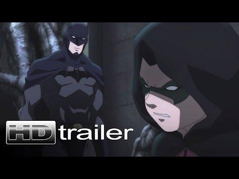 BATMAN Vs ROBIN - Trailer 1 - Official (2015) [HD]