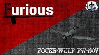 World of Warplanes: Fw. 190v. Души меня полностью.