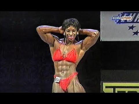 Jane Anderson ENG, NABBA Worlds 1996